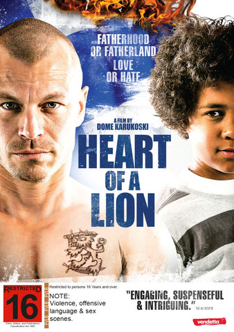 Heart of a Lion (DVD)