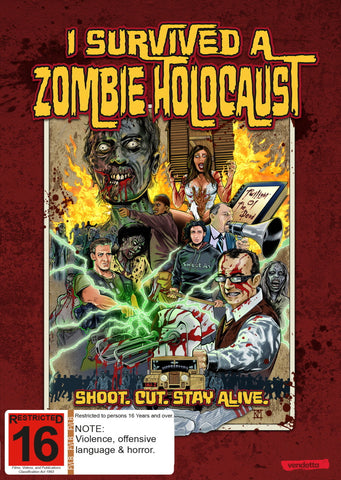 I Survived A Zombie Holocaust (DVD)