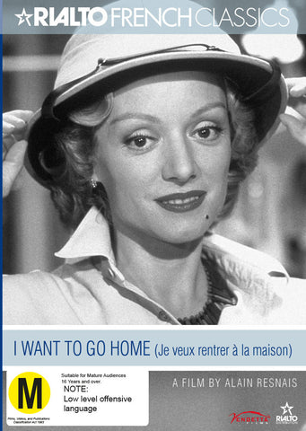 I Want To Go Home (DVD)