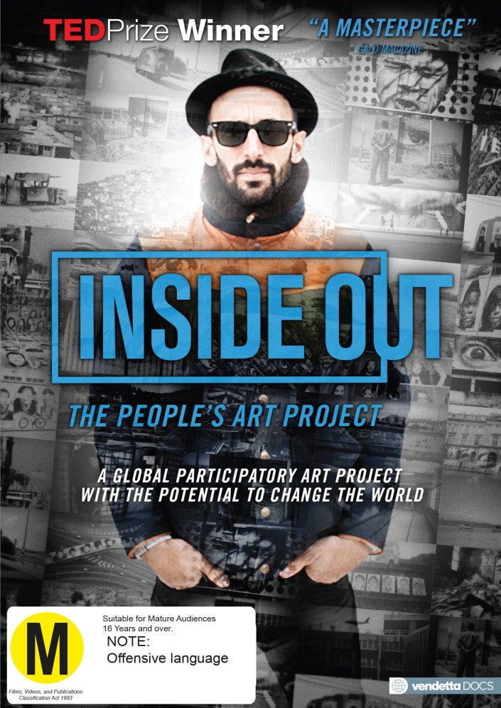 Inside Out: The People's Art Project (DVD)