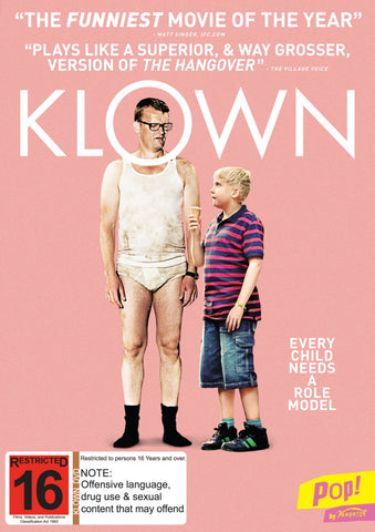 Klown (DVD)