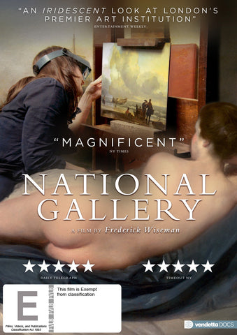 National Gallery (DVD)