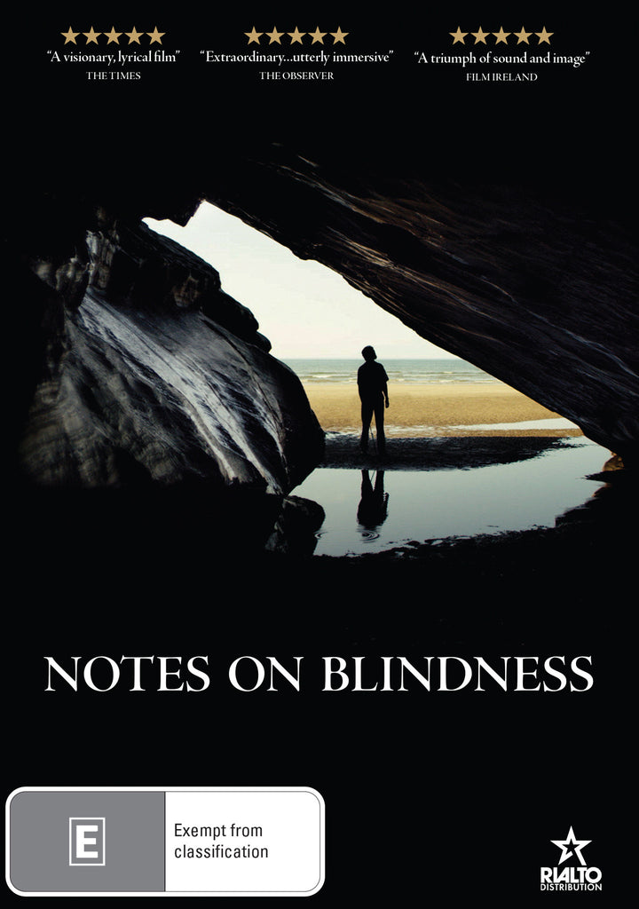 Notes On Blindness (DVD)
