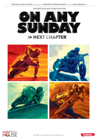 On Any Sunday (DVD)