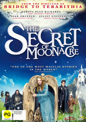 The Secret of Moonacre (DVD)