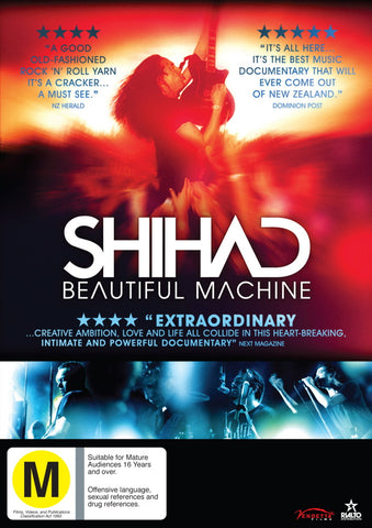 Shihad Beautiful Machine (DVD)
