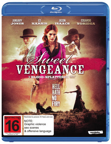 Sweet Vengence (Blu-ray)