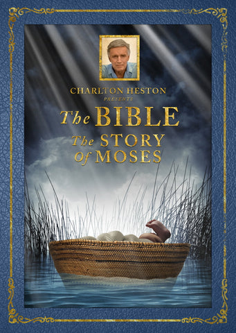 Charlton Heston Presents The Bible: The Story Of Moses (DVD)