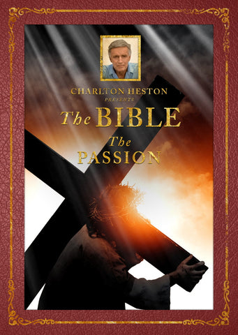 Charlton Heston Presents The Bible: The Passion (DVD)