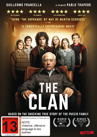 The Clan (DVD)