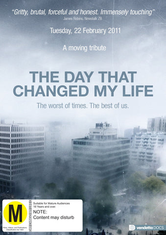 The Day That Changed My Life (DVD)