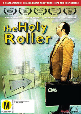 The Holy Roller (DVD)
