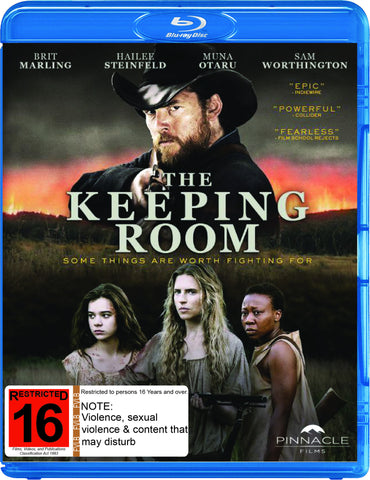 The Keeping Room (Blu-ray)