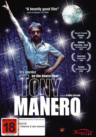 Tony Manero (DVD)