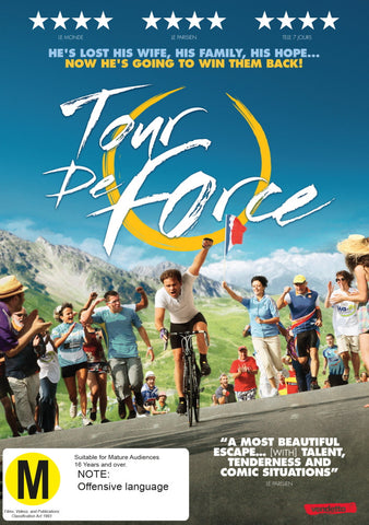 Tour De Force (DVD)