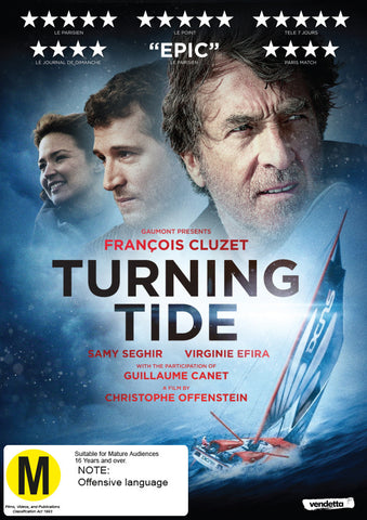Turning Tide (DVD)