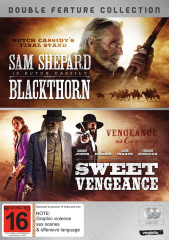 Double Pack: Blackthorn & Sweet Vengeance (2DVD)