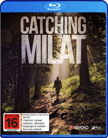 Catching Milat (2Blu-ray)