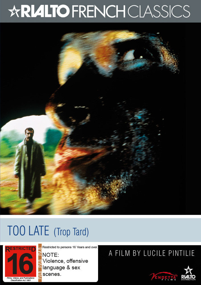Too Late (DVD)