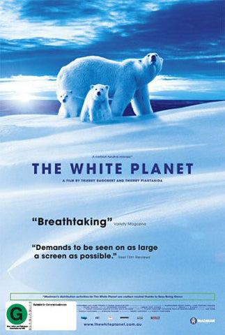 The White Planet (DVD)