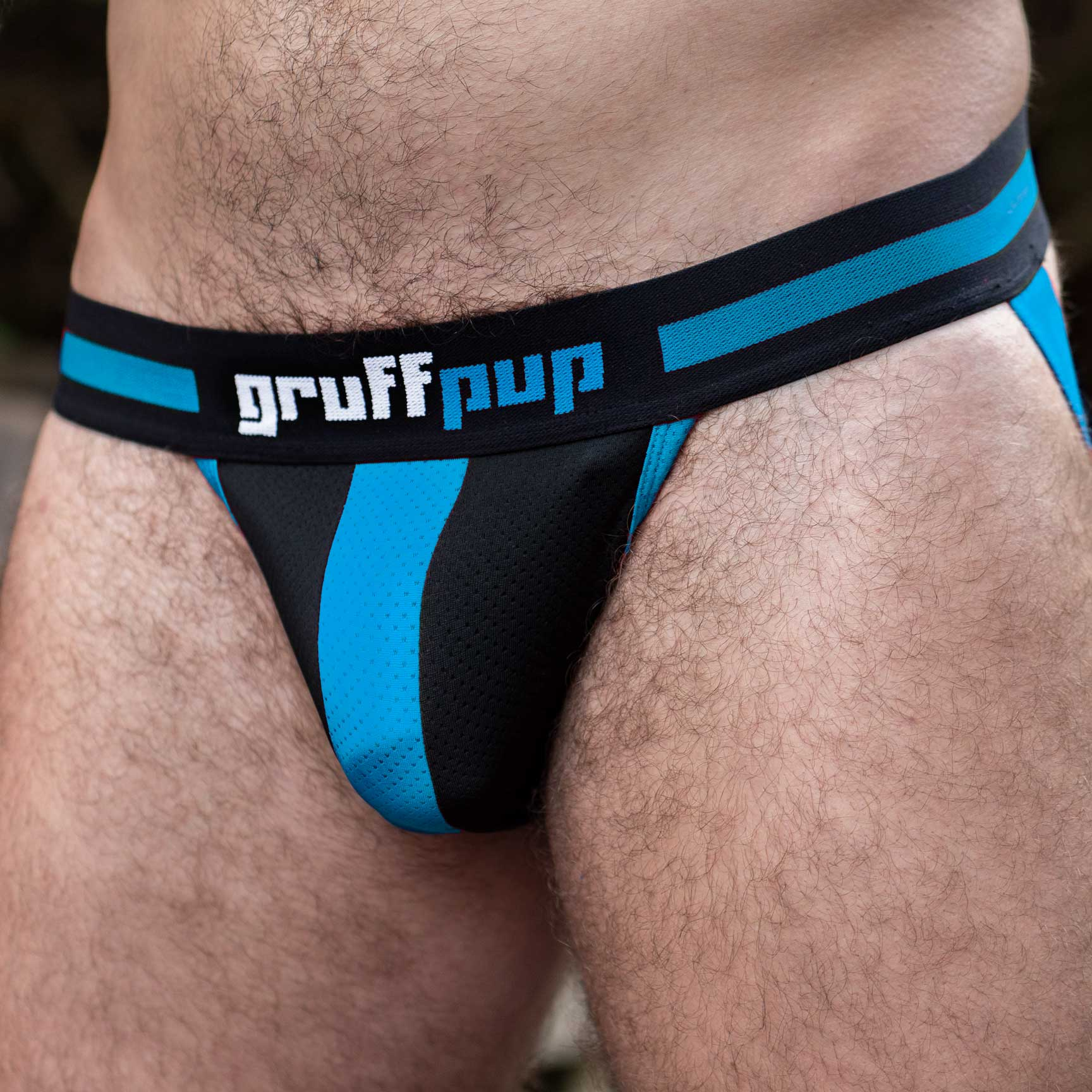 Gruff Pup Impulse Jock - Blue