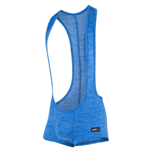 Gruff Pup Raw Contact Singlet - Blue