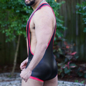 Impulse Singlet - Black/Red