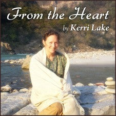 From the Heart - Kerri Lake CD