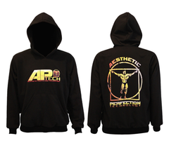 APTECH Red Gold Hoodie