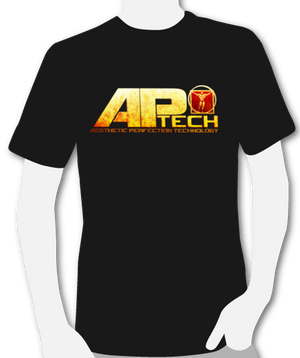 APTECH Red Gold Tee