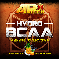 APTech HYDRO BCAA Golden Pineapple 60 Servings 450 grams