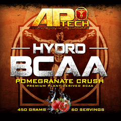 APTech HYDRO BCAA Pomegranate Crush 60 Servings 450 grams