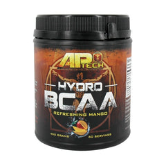 APTech HYDRO BCAA Refreshing Mango 60 Servings 450 grams