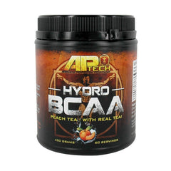 APTech HYDRO BCAA Peach Tea with Real Tea 60 Servings 450 grams