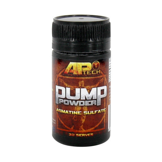 PUMP POWDER