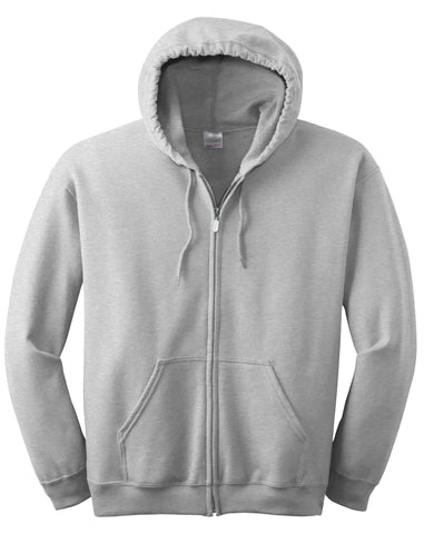 Gildan Heavy Blend Full-Zip Hooded Sweatshirt 18600