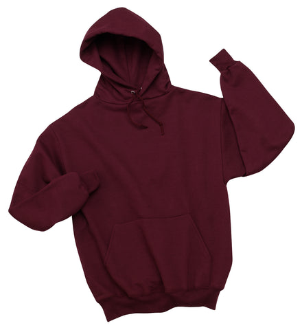 JERZEES Super Sweats  Pullover Hooded Sweatshirt  4997M