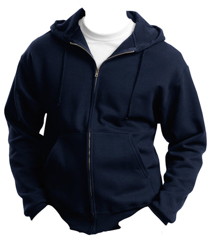 JERZEES Super Sweats  Full-Zip Hooded Sweatshirt  4999M