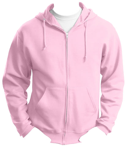 JERZEES Nublend Full-Zip Hooded Sweatshirt  993M