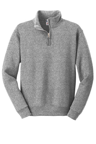 JERZEES Youth 1/4-Zip Cadet Collar Sweatshirt  995Y