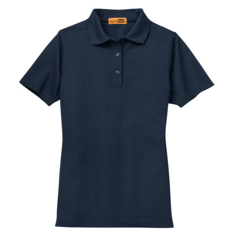 CornerStone  Ladies Industrial Pique Polo  CS403