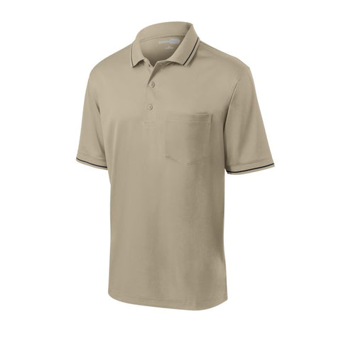CornerStone  Select Snag Proof Tipped Pocket Polo  CS415