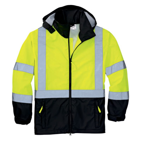 CornerStone  ANSI 107 Class 3 Safety Windbreaker CSJ25