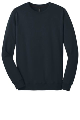 District The Concert Fleece Crew DT820