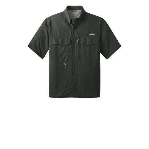 Eddie Bauer  Short Sleeve Performance Fishing Shirt  EB602