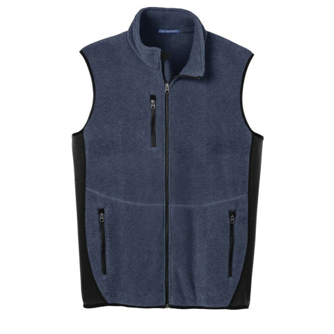 Port Authority R-Tek Pro Fleece Full-Zip Vest  F228
