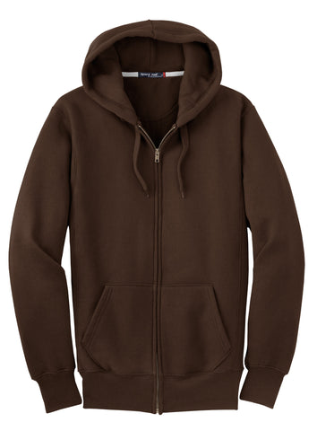 Sport-Tek Super Heavyweight Full-Zip Hooded Sweatshirt F282