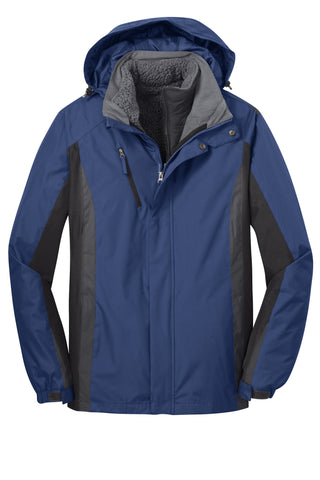 Port Authority Colorblock 3-IN-1 Jacket J321
