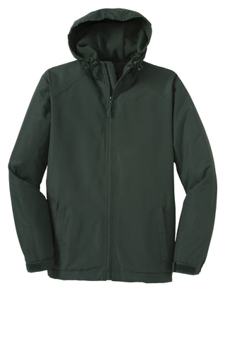 Port Authority Hooded Charger Jacket J327