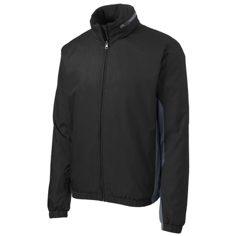NEW Port Authority Core Colorblock Wind Jacket J330